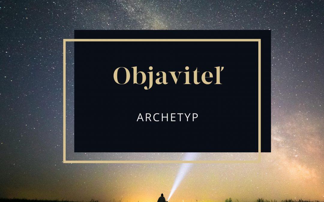 Archetyp Objaviteľ