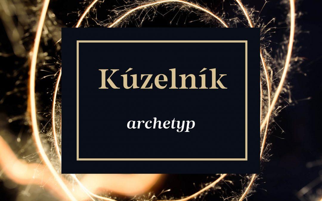Archetyp Kúzelník